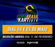 Copa Brasil de Kart Indoor 2019